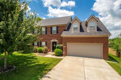 Nicholasville Single Family Home For Sale: 248 Timothy Drive