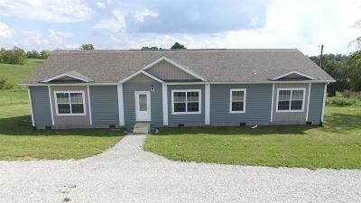 Cynthiana Single Family Home For Sale: 3877 N Kentucky Highway 1842