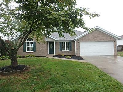 Lancaster Single Family Home For Sale: 201 Deer Run Road