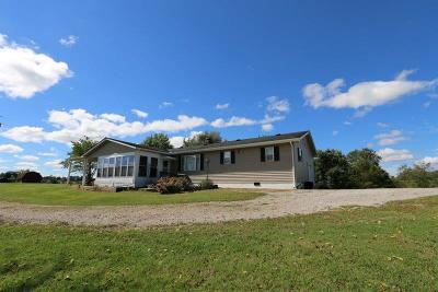Winchester Single Family Home For Sale: 1720 Log Lick Road