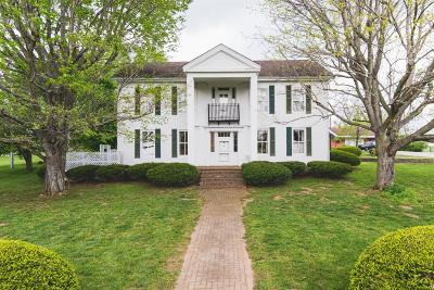 Carlisle Single Family Home For Sale: 2777 Maysville Road