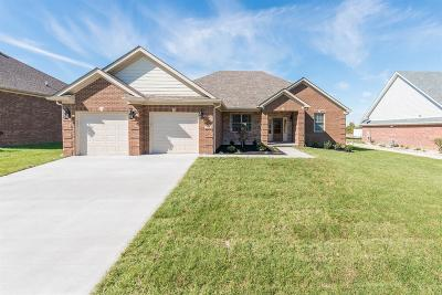 Richmond Single Family Home For Sale: 509 Breezewood Circle