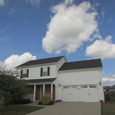Nicholasville Single Family Home For Sale: 324 Bernie Trail