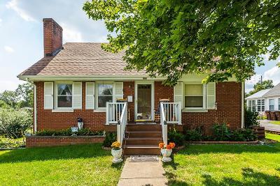 Lexington Single Family Home For Sale: 580 Lamont Drive