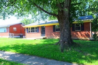 Lexington Single Family Home For Sale: 1841 Costigan Drive