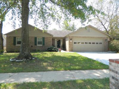 Nicholasville Single Family Home For Sale: 120 Northbrook Road