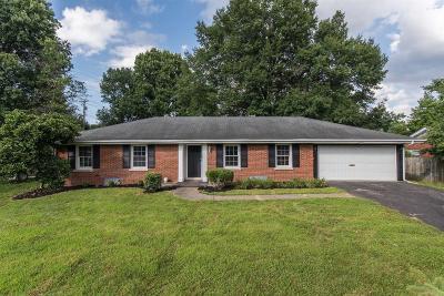 Lexington Single Family Home For Sale: 1502 Durham Court