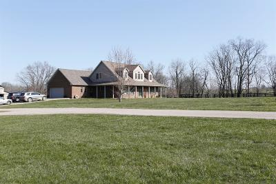 Cynthiana Single Family Home For Sale: 2372 Us Highway 62