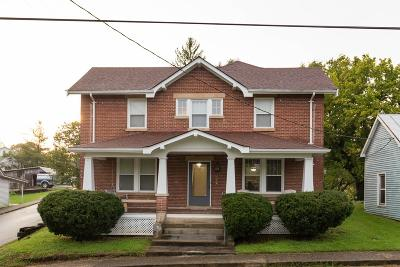 Sadieville Single Family Home For Sale: 302 College St