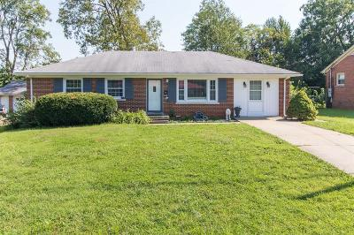 Georgetown KY Single Family Home For Sale: $154,900