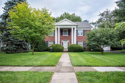 Lexington Single Family Home For Sale: 308 Clinton Road