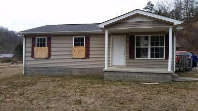 Manchester KY Single Family Home For Sale: $14,900