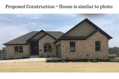 Richmond Single Family Home For Sale: 133 Hickory Meadows Drive