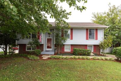 Georgetown Single Family Home For Sale: 710 Pocahontas Trail