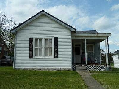 Cynthiana Single Family Home For Sale: 416 W Pleasant