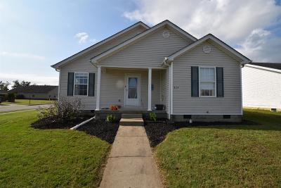 Berea Single Family Home For Sale: 322 Village Drive