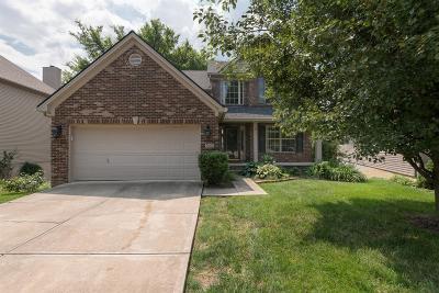 Lexington Single Family Home For Sale: 508 Vonbryan