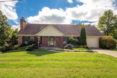Richmond Single Family Home For Sale: 100 Robinson Drive