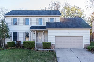 Single Family Home For Sale: 1368 Copperfield Court