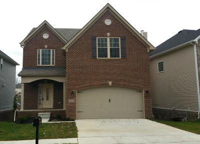 Single Family Home For Sale: 250 Manitoba Lane