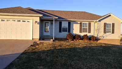 Berea Single Family Home For Sale: 201 Andover Drive