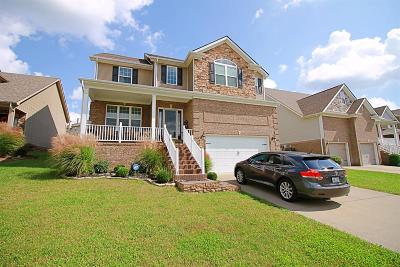 Single Family Home For Sale: 4637 Windstar Way