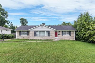 Lexington Single Family Home For Sale: 3212 Lansdowne
