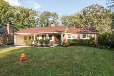Single Family Home For Sale: 124 Milwood Drive