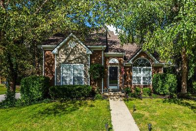 Lexington Single Family Home For Sale: 2427 Harrods Pointe Trace