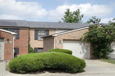 Single Family Home For Sale: 3509 Squires Woods Way