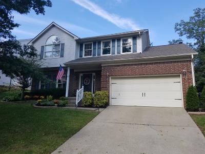 Single Family Home For Sale: 1107 Rockbridge Road