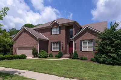 Lexington Single Family Home For Sale: 687 Mint Hill Lane