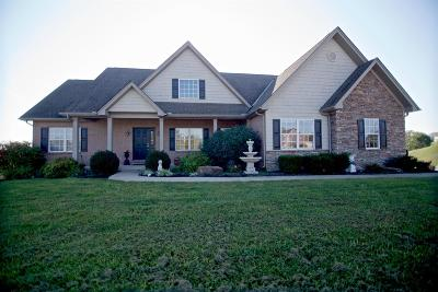 Dry Ridge KY Single Family Home For Sale: $279,900