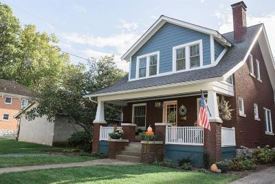 Lexington Single Family Home For Sale: 1206 Slashes Road