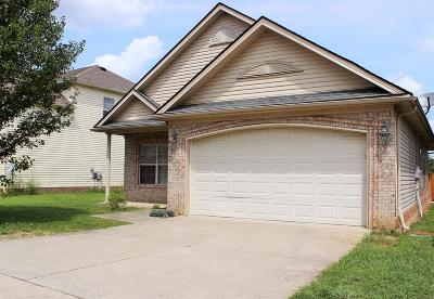 Single Family Home For Sale: 2705 Red Clover Lane