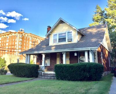 Single Family Home For Sale: 122 Ransom Avenue
