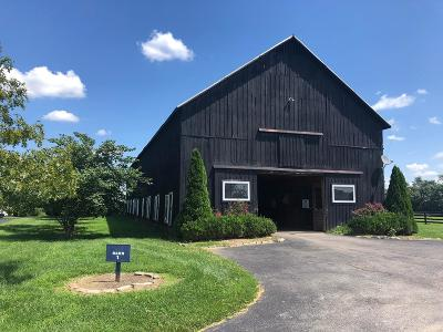 Anderson County, Fayette County, Franklin County, Henry County, Scott County, Shelby County, Woodford County Farm For Sale: 5301 Bethel Road