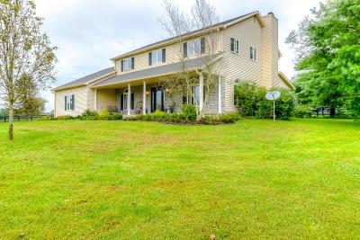Versailles Single Family Home For Sale: 6610 Troy Pike
