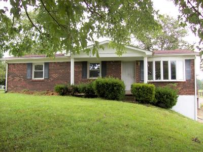 Anderson County Single Family Home For Sale: 1088 Hammond Road