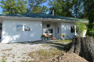 Frankfort Single Family Home For Sale: 2744 Shadrick Ferry Road
