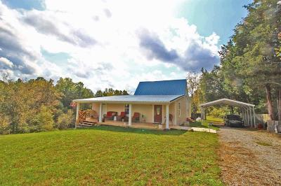 Anderson County Single Family Home For Sale: 1161 Dennis Road