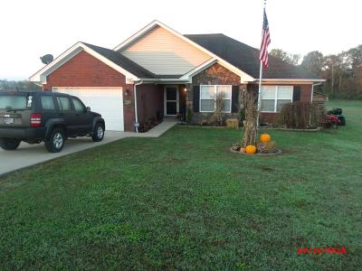 Anderson County Single Family Home For Sale: 1009 Three Corners