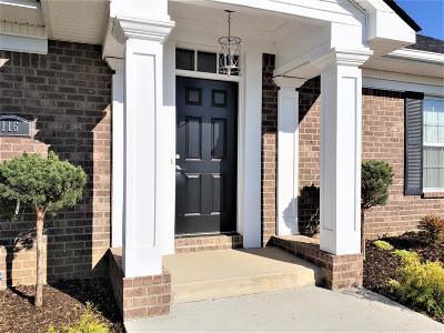 Richmond Single Family Home For Sale: 116 Gleneagles Boulevard