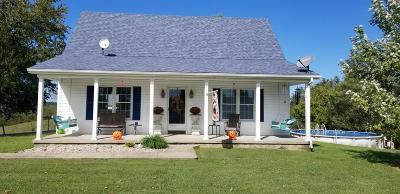 Harrodsburg Single Family Home For Sale: 238 Bradley Lane