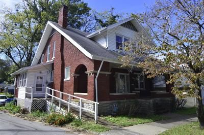 Single Family Home For Sale: 24 College Street