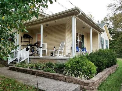 Midway Single Family Home For Sale: 210 E Stephens