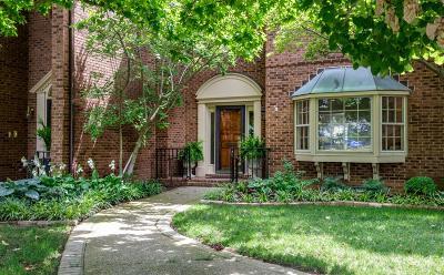 Single Family Home For Sale: 400 Redding Road #6