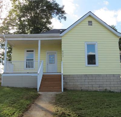Paris Single Family Home For Sale: 625 Higgins Ave.