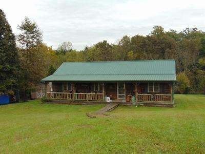 Harrodsburg Single Family Home For Sale: 816 Bruners Chapel Road