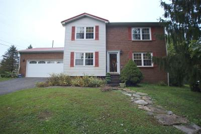 Single Family Home For Sale: 215 Cawood Court